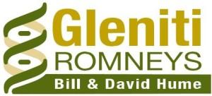 Gleniti Romneys Ltd - Logo